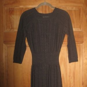 Womens Outback Red Brown Sweater Dress